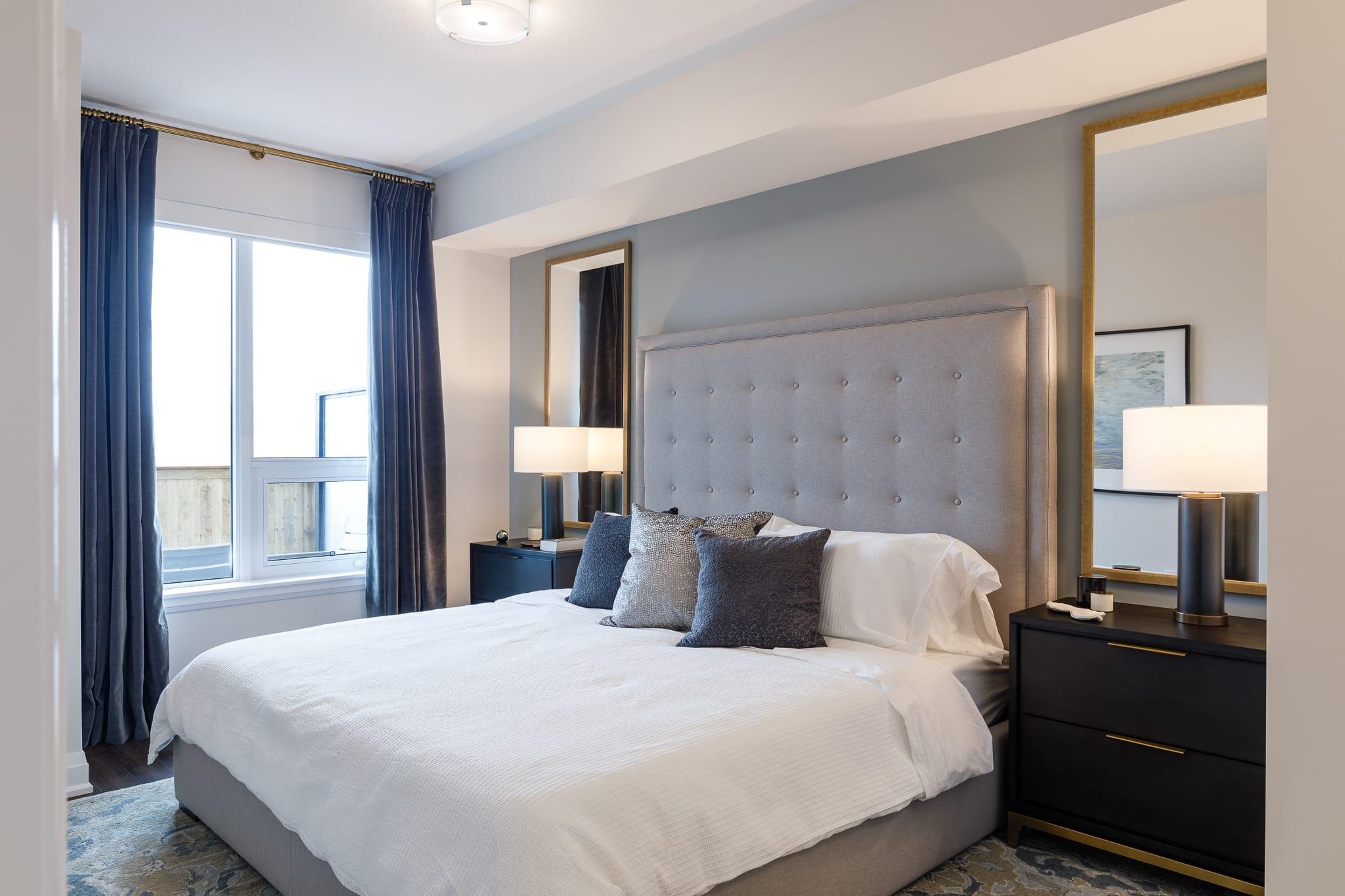 Taunton bedroom