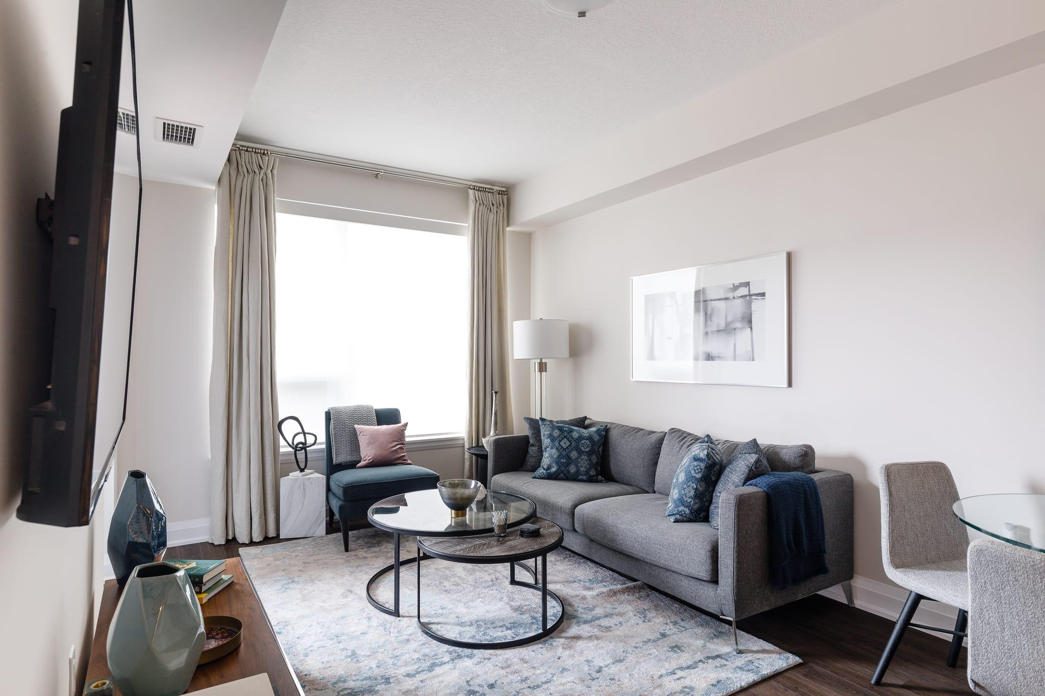 Taunton living room